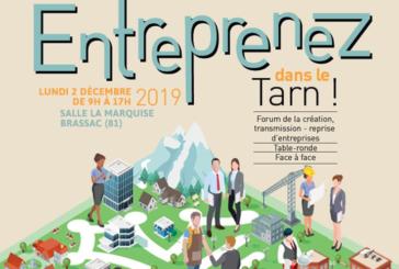 Forum départemental de la  Création, Reprise et  Transmission d'Entreprises