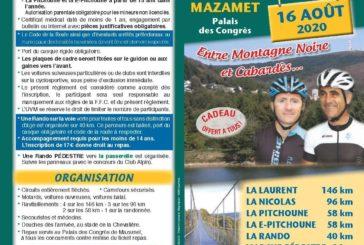 La 19e Cyclosportive Jalabert passera à Brassac