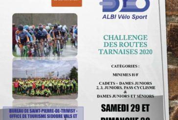 La 2eme épreuve du Challenge «Sur les routes tarnaises» passera par Brassac !