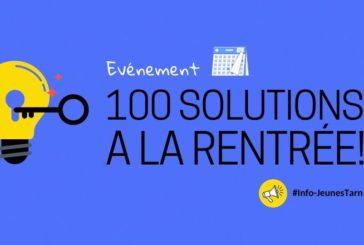 100 solutions à la rentrée !