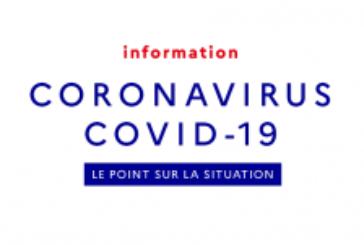 COVID-19 : Arrêté préfectoral en date du 2 octobre 2020