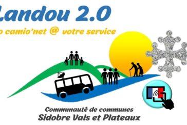 Landou 2.0 Locamio'net@votre service
