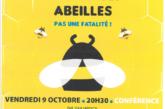 Conférence «le déclin des abeilles»